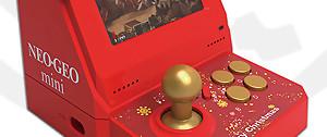 NEOGEO Mini : une édition Noël avec 48 jeux, certains étant inédits