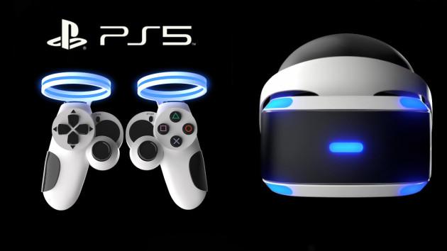 """Ceci est une image """"fanmade"""" de la manette de la PS5 trouvée sur Internet"""