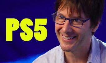 PS5 : Mark Cerny, l'architecte de la PS4, à nouveau aux commandes