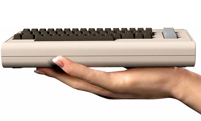 The C64 Mini : le Commodore miniature a enfin une date de sortie !