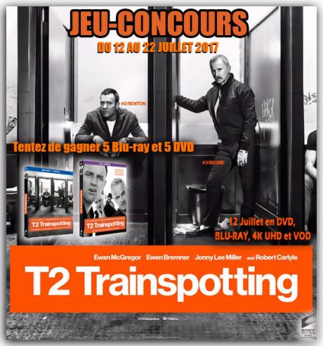 """Jeu-concours """"Trainspotting 2"""""""