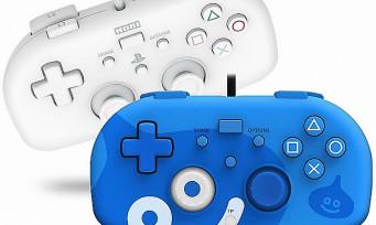 PS4 : découvrez les nouvelles manettes conçues par HORI