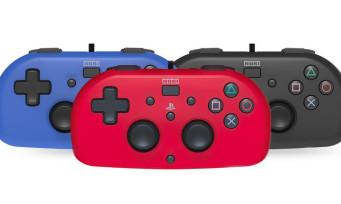 HORI Mini Wired Gamepad : la manette PS4 pour enfant est disponible