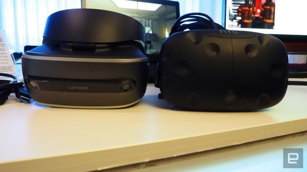 Leveno lance un casque VR pour moins de 400€ Lenovo-photo-586bbf2b6a5e8