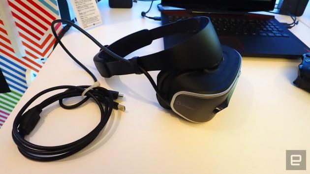 Leveno lance un casque VR pour moins de 400€ Lenovo-photo-586bbf3670803