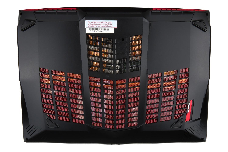 test msi titan gt73 le goliath des pc portables gaming. Black Bedroom Furniture Sets. Home Design Ideas
