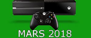 Xbox One / Xbox 360 : les jeux gratuits du mois de mars 2018