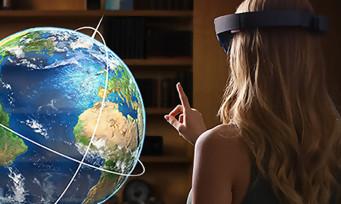 Microsoft : les lunettes HoloLens compatibles avec Unity