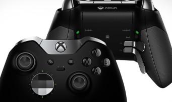 Xbox One : une nouvelle vidéo sur la conception de la manette Elite