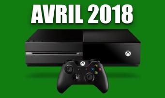 Xbox One / Xbox 360 : les jeux gratuits du mois d'avril 2018