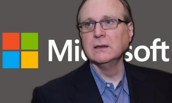 Microsoft : mort du cofondateur de l'entreprise, Paul Allen