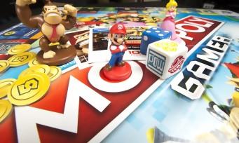 Monopoly Gamer Mario : voici la vidéo du jeu de plateau de Nintendo