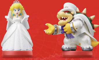 Nintendo : les images des nouveaux amiibos Super Mario Odyssey