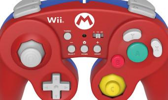 Wii U : Hori se met à faire des manettes GameCube ultra collectors !