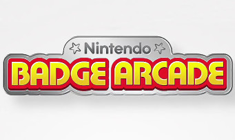 3DS : Nintendo Badge Arcade arrive en Europe