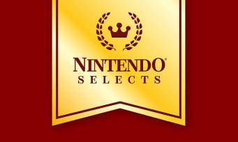 3DS : cinq jeux rejoignent le Nintendo Select en juin !