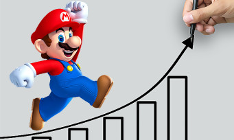 Nintendo : l'action cartonne en Bourse
