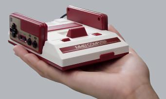 Après la Mini NES, voici la Mini Famicom qui arrive au Japon