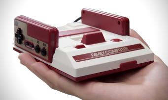 Mini Famicom : Nintendo recycle la pub télé japonaise de l'époque