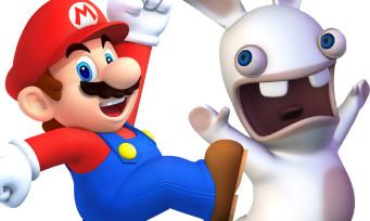 Switch : le crossover entre Mario et les Lapins Crétins refait parler de lui