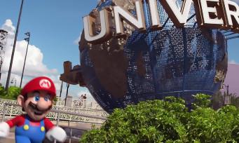 Nintendo : une vidéo qui présente les attractions dans les parcs Universal