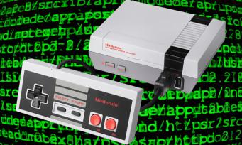 Mini NES : un crack russe permet de rajouter des jeux