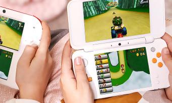 Nintendo : la 3DS toujours là malgré l'effondrement des ventes
