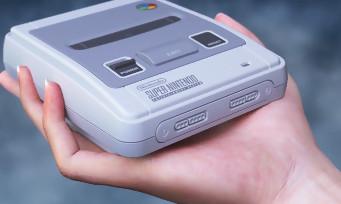 Nintendo : des stocks pour la Mini-NES et la Super NES Mini