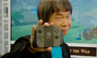 Nintendo Switch : la console aura un cycle de vie plus long selon Miyamoto