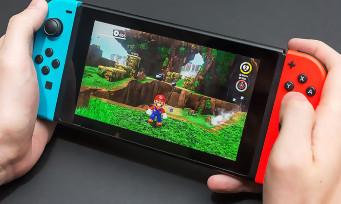 Switch : Nintendo a encore des jeux à annoncer pour fin 2018