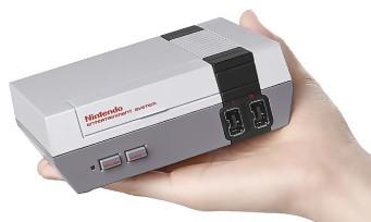 NES Mini : la console sera de nouveau en vente après l'E3 2018