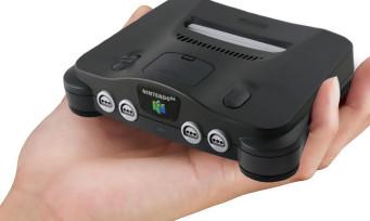 Nintendo 64 Mini : des images de la console ont visiblement fuité...