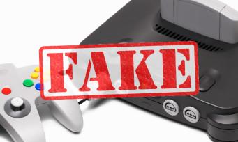 N64 Mini : les images fuitées sont bidon, voici les preuves !