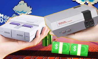 Nintendo : les chiffres de vente des NES et SNES Classic Mini sont incroyables !