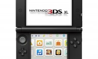 3DS XL : toutes les images de la console