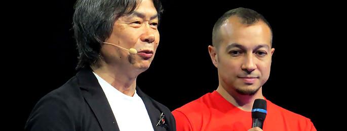 Japan Expo : Michel Ancel défie à Shigeru Miyamoto à Super Mario Maker