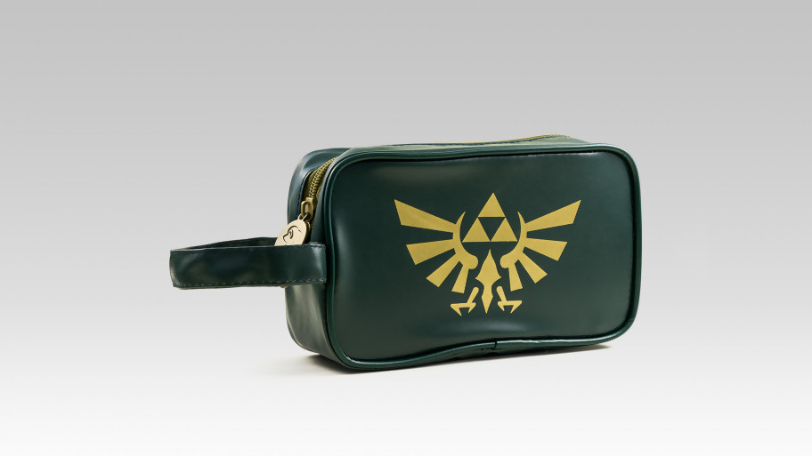 Club nintendo acheter la sacoche zelda ultra collector for Housse nintendo 3ds xl
