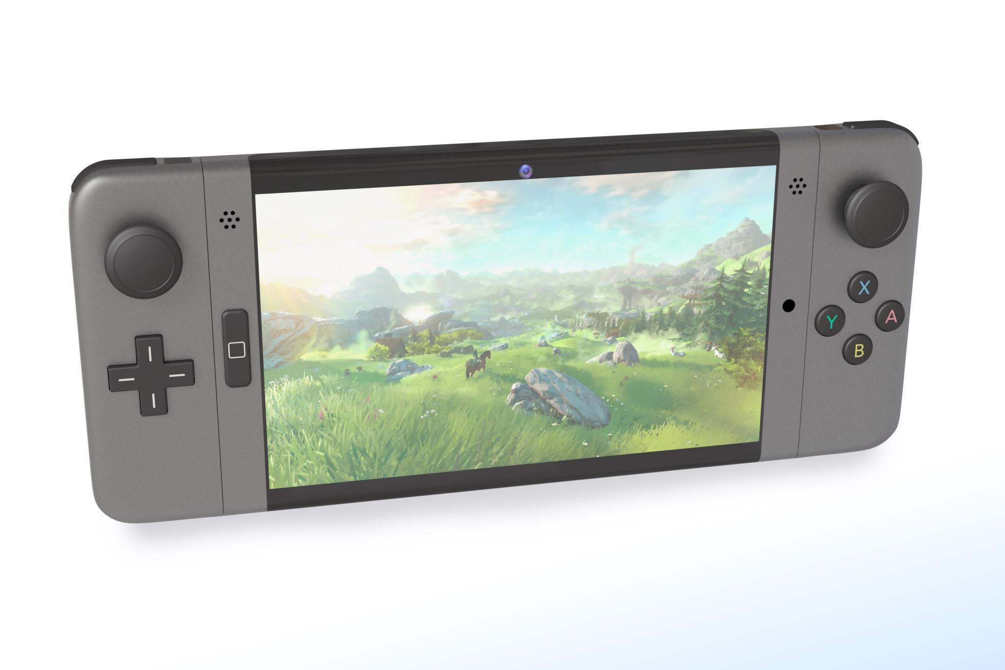 La nx va changer le concept de console portable et de salon - Consolle porta pc ...