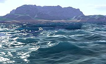 NVIDIA : une démo technique de l'eau