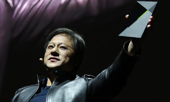 NVIDIA : revivez l'annonce de la console Shield à la GDC 2015