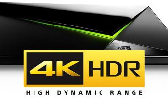 NVIDIA Shield TV : le nouveau modèle compatible 4K HDR