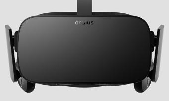 Oculus Rift : le casque de réalité virtuelle vient de baisser de prix !