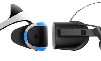 Oculus Rift : le casque coûte moins cher que le PlayStation VR