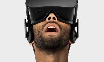 Oculus Rift : pas d'E3 2017 pour le casque de réalité virtuelle