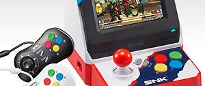 Neo Geo-Mini : SNK révèle la date de sortie japonaise et le prix