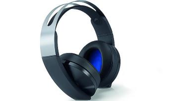 PS4 : le casque-micro sans fil Platine tient sa date de sortie