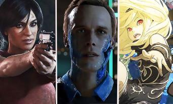 PS4 : tous les jeux qu'il ne faudra pas manquer en 2017 présentés en vidéo