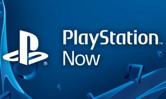 PS Now : le service de streaming de jeux vidéo est disponible en France