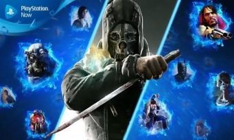 PlayStation Now : 9 nouveaux jeux disponibles en décembre