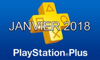 PS Plus : la liste complète des jeux gratuits sur PS4 pour janvier 2018